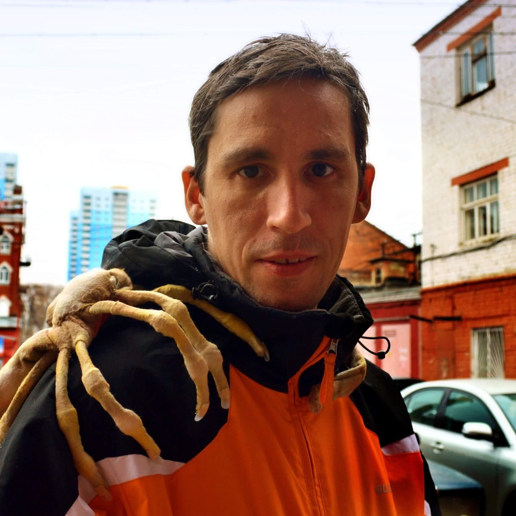 Максим Балтаев