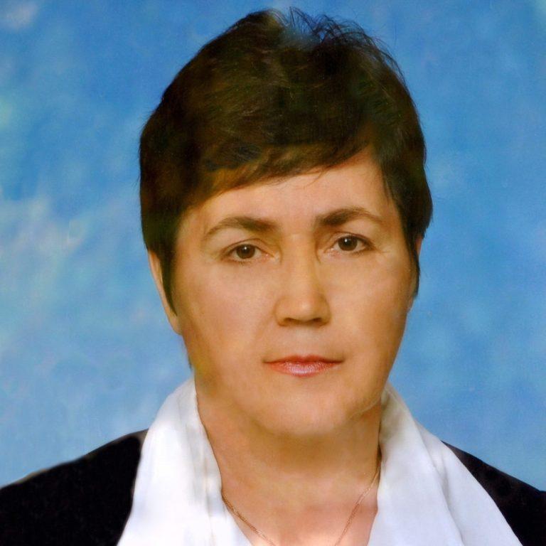 Антонина Федорова