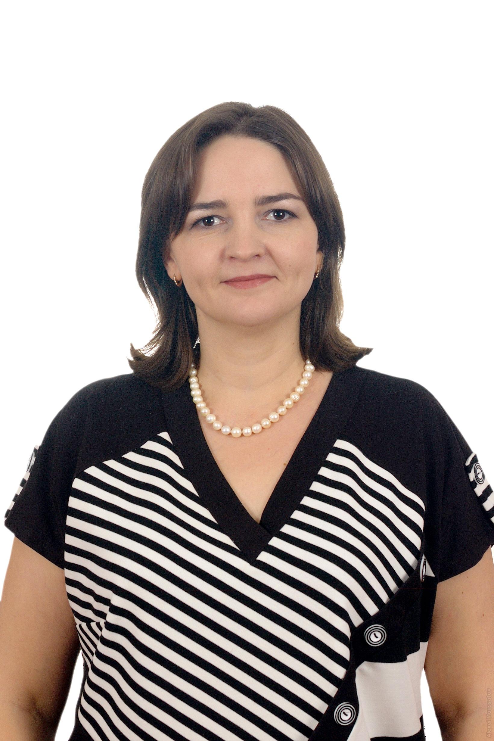Екатерина Канаева